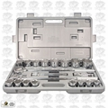 "Astro Pneumatic 2134 21 pc Fractional 3/4"" Drive Socket Wrench Set"