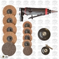 Astro Pneumatic 228 Complete Surface Prep Kit with Composite Body