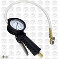 Astro Pneumatic 260 TPMS Dial Tire Inflator W/ Stainless Hose - 0-65psi