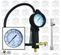 Astro Pneumatic 3081 Dial Tire Inflator + 6 Inch Dual Head Chuck
