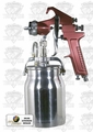 Astro Pneumatic 4008 Spray Gun with Cup - Red Handle 1.8mm Nozzle