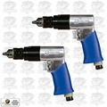 "Astro Pneumatic 525C 2pk 3/8"" Reversible Pneumatic Air Drill"