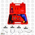 Astro Pneumatic 7600 Hot Staple Gun Kit for Plastic Repair w/ 400 Staples