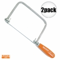 Bahco 301 2pk Coping Saw (USA Seller)