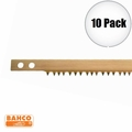 "Bahco 51-21 10pk 21"" Peg Tooth Bow Saw Blade"