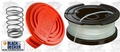 Black & Decker 90564281 Spool with String + Cover + Spring Kit