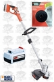 Black & Decker LST136 40V String Trimmer + 2nd 40V Batt + String Pkg