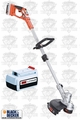 Black & Decker LST136 40V String Trimmer + 2nd 40V Battery