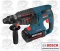 "Bosch 11536VSR 1"" SDS-Plus Cordless Lithium Ion Rotary Hammer"