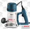 Bosch 1618EVS Fixed Base Electronic D-Handle Router