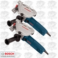 "Bosch 1775E 5"" Tuckpoint Grinders including Diamond Wheels"