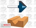 Bosch 85219MC Carbide-Tipped V-Groove & Scoring Bit