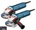 """Bosch AG40-85PD 4-1/2"""" Angle Grinder Paddle Switch 2-pk"""