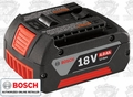 Bosch BAT620 4.0Ah Lithium-Ion Fat Pack Battery