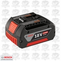 Bosch BAT621 5.0ah 18v FatPack Battery 'a Better BAT620'