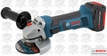 "Bosch CAG180-01 4-1/2"" Small Angle Grinder"
