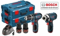 Bosch CLPK22-120AL PS31/PS41 Lithium-Ion Combo Kit