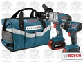 Bosch CLPK22-180 Cordless Litheon 2-Tool Combo Kit