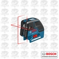Bosch GCL25 Self Leveling Alignment Cross-Line Laser