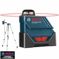 Bosch GLL150ECK Self-Leveling 360° Exterior Laser Complete Kit