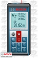 "Bosch GLM100C Lith-Ion Laser Distance - Angle Measure ""Bluetooth"""