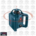 Bosch GRL245 800' Dual-Axis Self-Leveling Rotary Laser