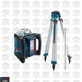 Bosch GRL500HCK Self-Leveling Rotary Laser Complete Kit