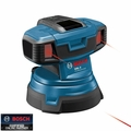 Bosch GSL-2 Surface Laser w/RC2 Remote, Target, L-boxx