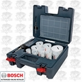 Bosch HB25M Bi-Metal Hole Saw Master Set