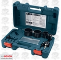 Bosch HDG7 Diamond Hole Saw 7pc Set