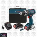 Bosch HDS182-02 18-volt Brushless 1/2-Inch Compact Tough Hammer Drill/Driver