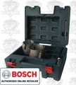 "Bosch HTC5HPC Carbide Hole Saw Set with 3-1/4"" & 4-1/8"" Saws"