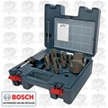 Bosch HTC8PC Carbide Hole Saw Set