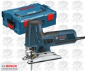 Bosch JS572EB Barrel-Grip Jig Saw Kit INCLUDING L-Boxx2