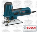 Bosch JS572EBL Barrel-Grip Jig Saw Kit