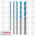 Bosch MC500 MultiConstruction Drill Bit Set
