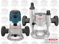 Bosch MRC23EVSK Combination Plunge & Fixed-Base Router Pack