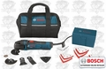 Bosch MX25EC-21 Multi-X Oscillating Tool Kit