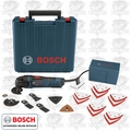 Bosch MX25EK-33 Multi-X Oscillating Tool Kit
