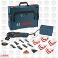 Bosch MX25EL-37 Multi-X Oscillating Tool Kit