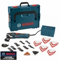 Bosch MX30EL-37 Multi-X Oscillating Tool Kit