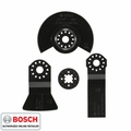 Bosch OSC3S Oscillating 3 Blade Value pack