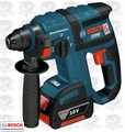 "Bosch RHH181-01 Cordless Lith-Ion 3/4"" SDS-Plus Rotary Hammer"