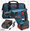 Bosch RHS181K 1/2'' Cordless SDS-Plus Compact Rotary Hammer