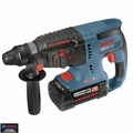 "Bosch Tools 11536VSR 1"" SDS-Plus Cordless Lithium Ion Rotary Hammer"