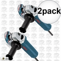 "Bosch Tools 1375A 2pk 4-1/2"" Small Angle Grinder - 6 Amp"