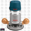 Bosch Tools 1617EVS 2.25 HP Fixed-Base Electronic Router Open Box
