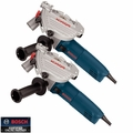 "Bosch Tools 1775E 2pk 5"" Tuckpoint Grinders including Diamond Wheels"