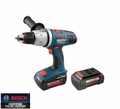 "Bosch Tools 18636-01 36 Volt Brute Tough 1/2"" Hammer Drill/Driver + Extra Battery"