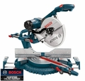 "Bosch Tools 5312 12"" Dual-Bevel Slide Miter Saw"